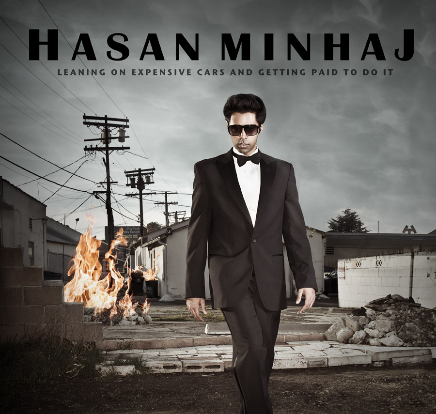 Hasan_Minhaj_Leaning_On_Expensive_Cars_Album_Cover