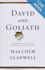 David and Goliath Cover