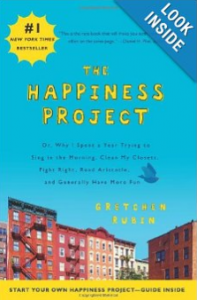 Happiness Project Cover