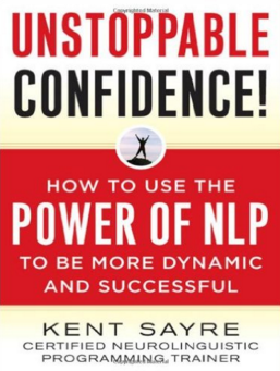 Unstoppable Confidence Cover