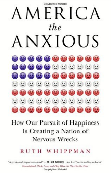 America The Anxious Cover